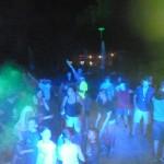 Pecka -  Autocamp u Nové Paky, Dance Party  22.7.2017 EV sound, Robe