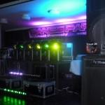 Hradec Králové -  Ples SPŠs  8.2.2018 KC Aldis sound EV Voice, Dynacord , Robe light