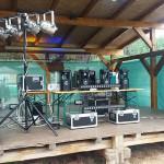 Pecka Auto Camp Dance Party sound EV Voice, Robe light 14.7.2018