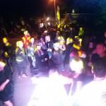 Pecka Auto Camp Dance Party sound EV Voice, Robe light 14.7.2018 super atmosféra parket
