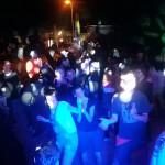 Tradice Pecka Auto Camp Dance Party super atmosféra 14.7.2018