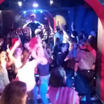 """Plzeň """"Vítání prváků"""" Club Fénix 26.9.2018 atmosféra - prošlo kolem 600 lidí"""