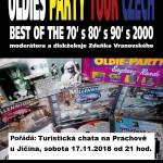 Prachov u Jičína  Turistická chata  17.11.2018 sobota