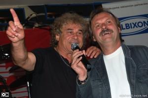"""S bubeníkem Turba Jirkou Langem - Praha křest CD """"Žár"""" 2012"""