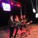 Semily ples AXL  23.1.2015 skvělá kapela Caroline Band
