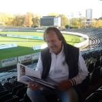 """Hradec Králové a kniha """"Černobílá historie"""" ke 110. výročí FC HK"""