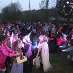 Železný Brod Čarodějnice 30.4. 2015 Soutěžní Dance Party super atmosféra opět po roce