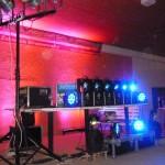 Tisová u Vysokého Mýta Dance Party 28.8.2015 Robe light