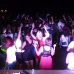 Tisová u Vysokého Mýta Dance Party 28.8.2015  super atmosféra  parket