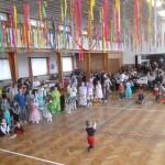 Hněvčeves KD tradiční  Maškarní karneval 20.3.2016