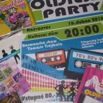 Hněvčeves KD Oldies Party 16.4.2016