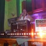 Kozákov u Semil  Riegrova Chata Velikonoční Oldies Party 26.3.2016 sound EV Voice, Robe light