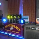 Rožďalovice Retro EV sound a Robe Scan 13.12.2014