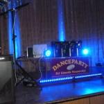 Rožďalovice Retro sound EV, light Led blue 13.12.2014