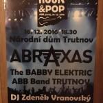 Trutnov Národní dům fi. ABB 16.12.2016