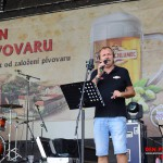 Vysoký Chlumec Den Pivovaru 10.9.2016 moderace a Dance Party