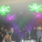 Ples města Mladá Boleslav -light Robe Club Scan 250 6 kusů /www.robe.com/
