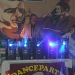 Danceparty Ples města Mladá Boleslav a TOP firma Robe light Club Scan 250 /www.robe.com/