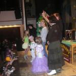 Kralupy nad Vltavou 19.1.2011...'a veselo bylo na pódiu'...Maškarní karneval