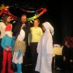 Nová Paka-Maškarní, soutěžní karneval 23.1.2011