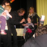 Nová Paka a soutěžní karneval 23.1.2011 má už tradici