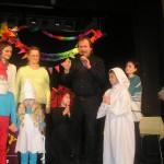 Nová Paka a tradiční Maškarní karneval 23.1.2011