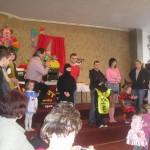 Neratovice 30.1.11....soutěžili všichni..Maškarní karneval