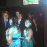 Danceparty 24.2.11 ples SPŠs sound EV- Voice, Robe light, Dynacord