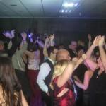 Danceparty na Mediálním plesu 26.2.11  v Hradci Králové už od r. 1995 KC Aldis
