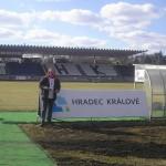 Hradec Králové-České Budějovice 6.3.11 start do jarní části Gambrinus ligy/vice na www.fchk.cz