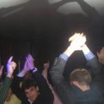 Erotický ples 19.3.11 Mladá Boleslav 'Robe light' a skvělá atmosféra /přes 1000 lidí/