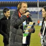 Poločasový program utkání HK-Příbram 21.3.2011 o lístky na sk.Kabát s fi Neocard více na www.fchk.cz