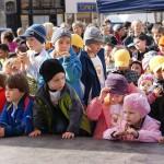 'Bláznivý den' - Staroměstské nám. Mladá Boleslav 1.4.2011