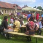 Tradiční Obecní slavnosti Střevač u Jičína- Dětský program 25.6.11