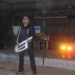 Michal David Revival Obecní slavnosti Střevač u Jičína 25.6.11