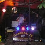 11 let na Rieter Cupu v České Třebové Dancepárty, malý sound Tour X EV Voice 6.7.11