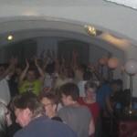 Liberec a letní Dancepárty v Divadelním klubu červenec, srpen 2011