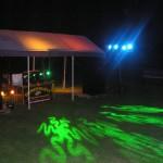 Dancepárty pro TJ Sokol Krchleby 19.8.11 sound EV Voice a Robe Light