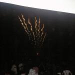 Jenišovice u Chrudimi  20.8.11  Benátská noc s ohňostrojem /už od r.1997……/