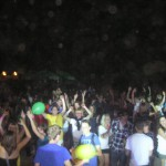Tisovské léto 2011 srpen Dancepárty už od 80.let……..'Hands Up'