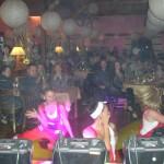 Taneční skupina T-bass restaurant Duran Hradec Králové 7.10.11