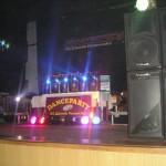 Oldies Párty Bezno 15.10.11-sound EV-Voice, Dynacord, light Robe, head SGM