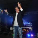 Host Oldies Párty KD Bezno 15.10.11 zpěvák Davide Matiolli