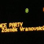 Dancepárty Night- Všesport.stadion Malšovice Hradec Králové 4.11.2011 zápas s FK Baumit Jablonec