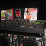 MC Žebrák 29.10.2011 – Rodec, Pioneer 'Výhradně na originálních nosičích'