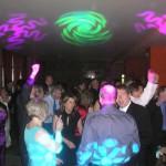 Dancepárty Reprezentační ples města Mladá Boleslav 7.1.2012  tradičně super atmosféra