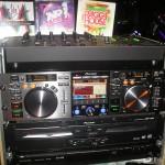 Pionner MEP 7000 a Rodec MX 240