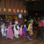 Tradiční maškarní karneval s programem KC Golf Semily 12.2.2012