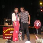 Tradiční maškarní karneval s programem 'psím hostem' KC Golf Semily 12.2.2012