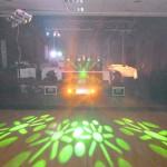 Mediální ples KC Aldis Hradec Králové 25.2.2012 Sound EV, Dynacord, Robe. SGM